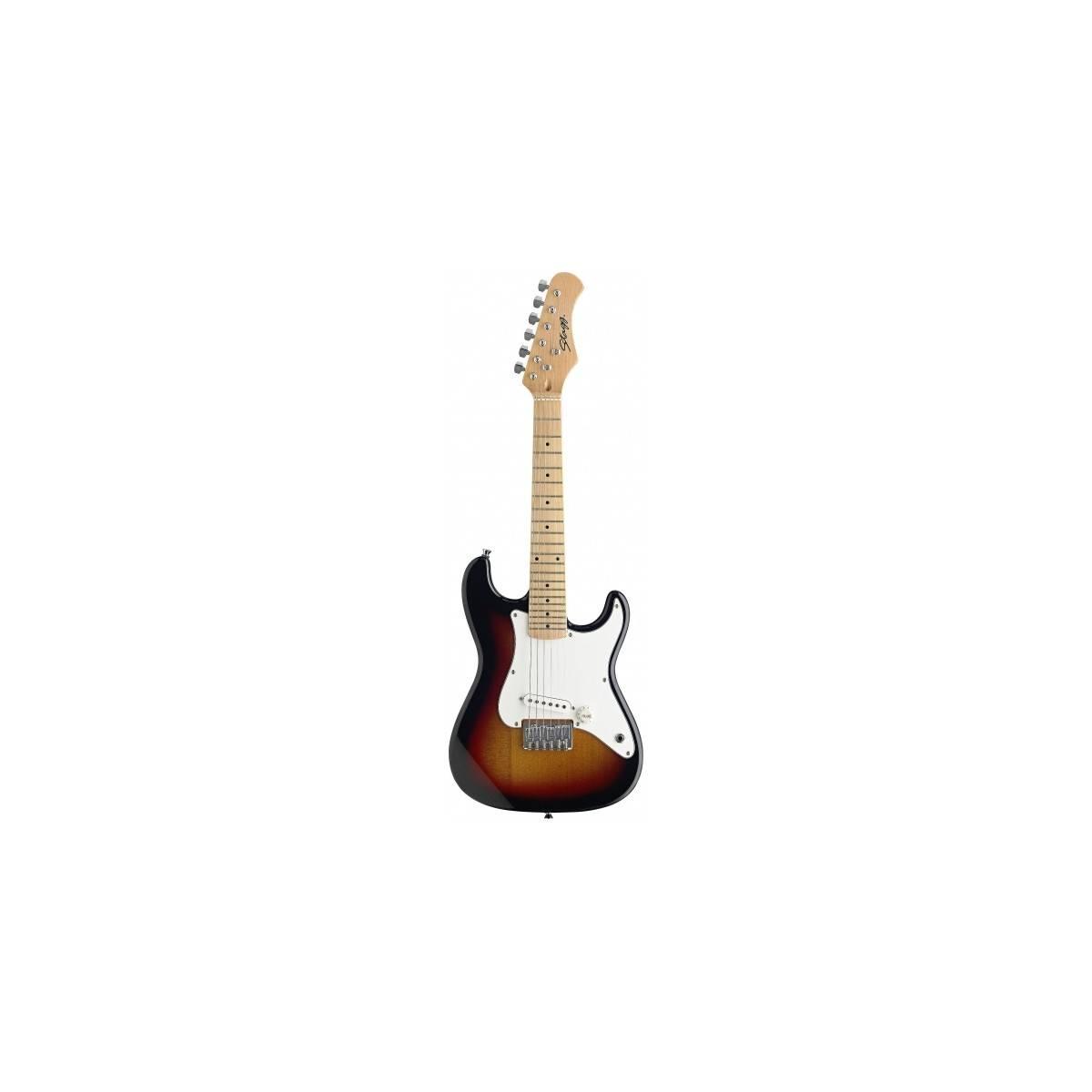 Guitare électrique enfant  1/2 Sunburst