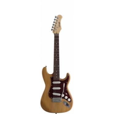 Guitare Electrique 3/4 S300 Bois Naturel