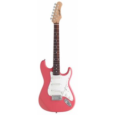 Guitare Electrique 3/4 S300 Rose