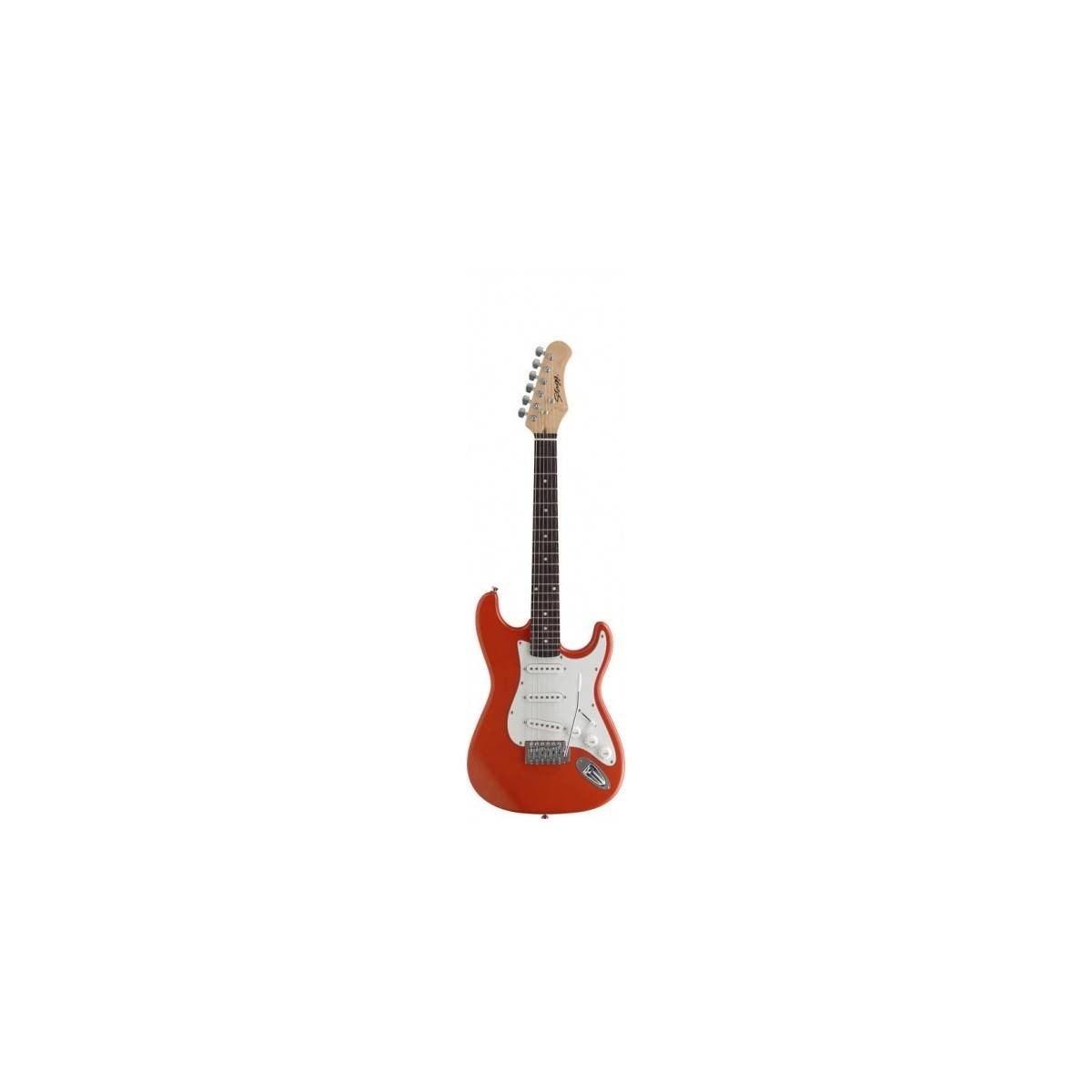 Guitare Electrique 3/4 S300 Orange