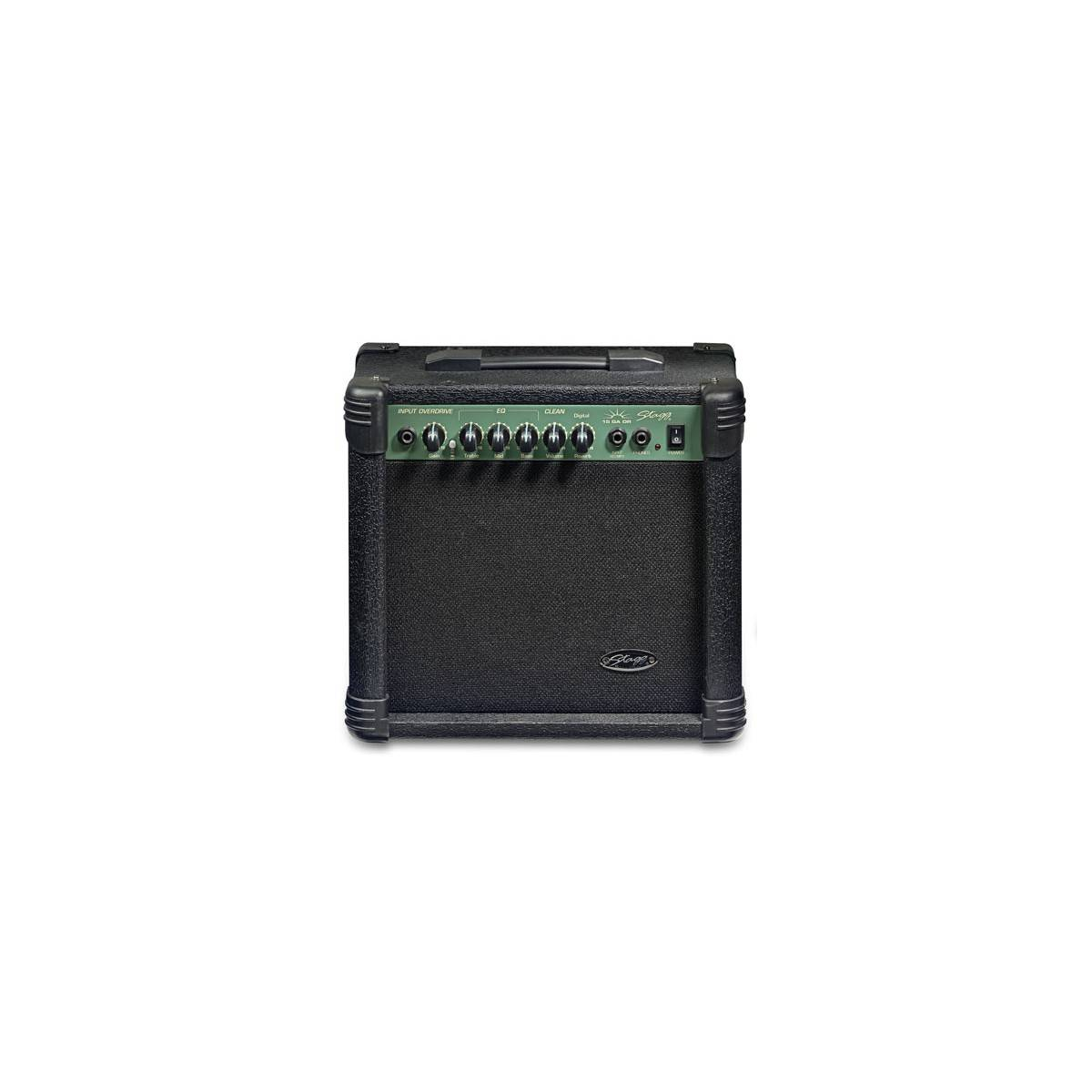 Ampli guitare 15 W Digital Ressort