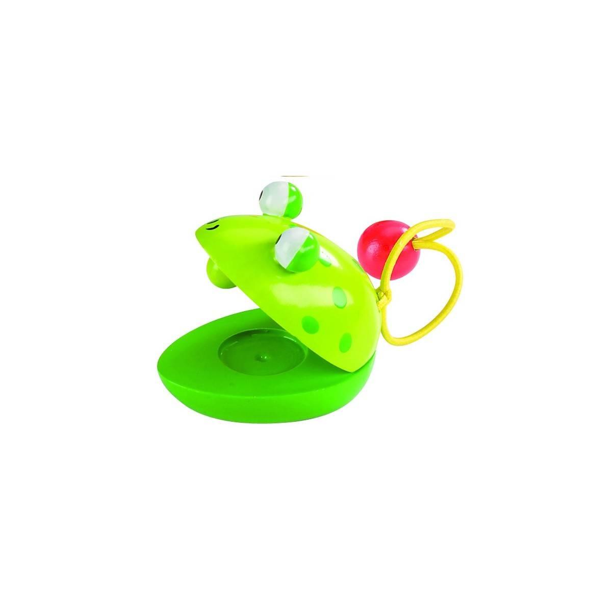 Castagnettes grenouille
