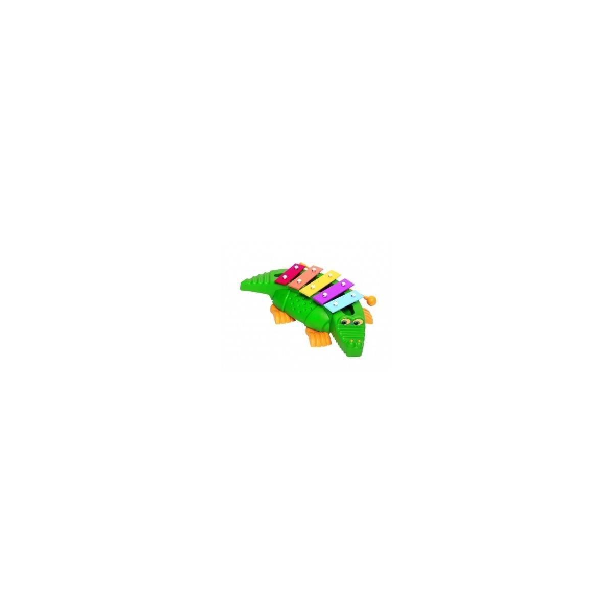 Xylophone crocodile