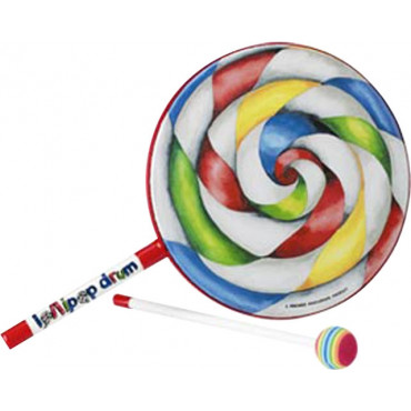 Tambour à main Lollipop 10''