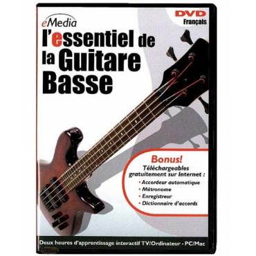 DVD L'Essentiel de la Guitare Basse