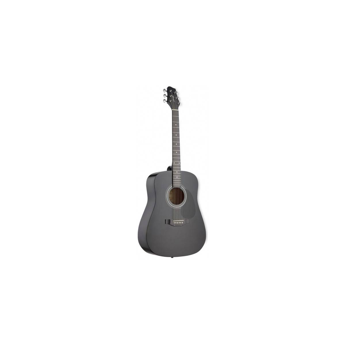Guitare Folk 4/4 Noir