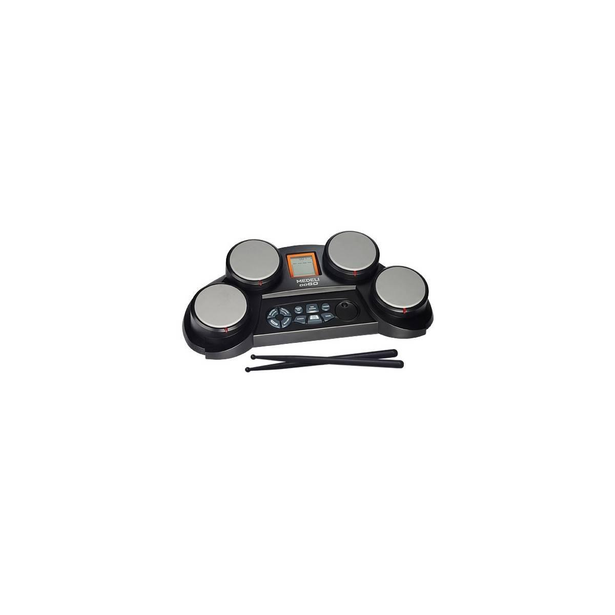 batterie electronique compacte dd60 neuf ebay. Black Bedroom Furniture Sets. Home Design Ideas