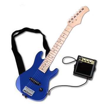 delson pack guitare lectrique 1 4 starsinger eveil musical pack guitare lectrique. Black Bedroom Furniture Sets. Home Design Ideas