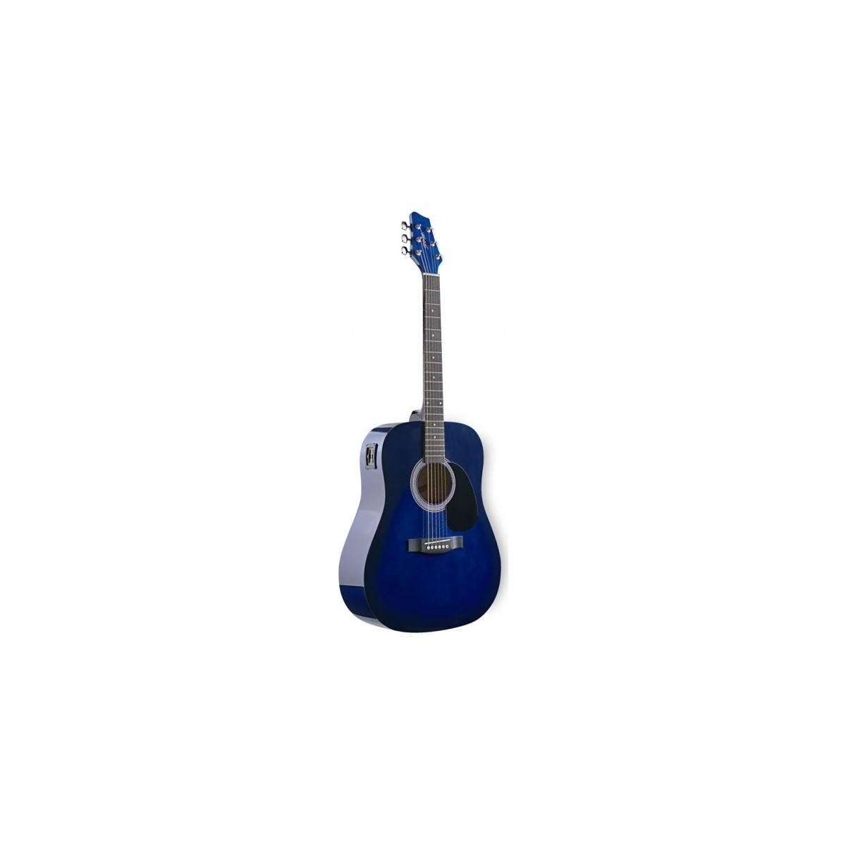 Guitare Folk Electroacoustique 4/4 Blueburst