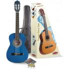 Pack Guitare Classique 1/4 Bleu