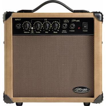 Ampli guitare électroacoustique 10 Watts