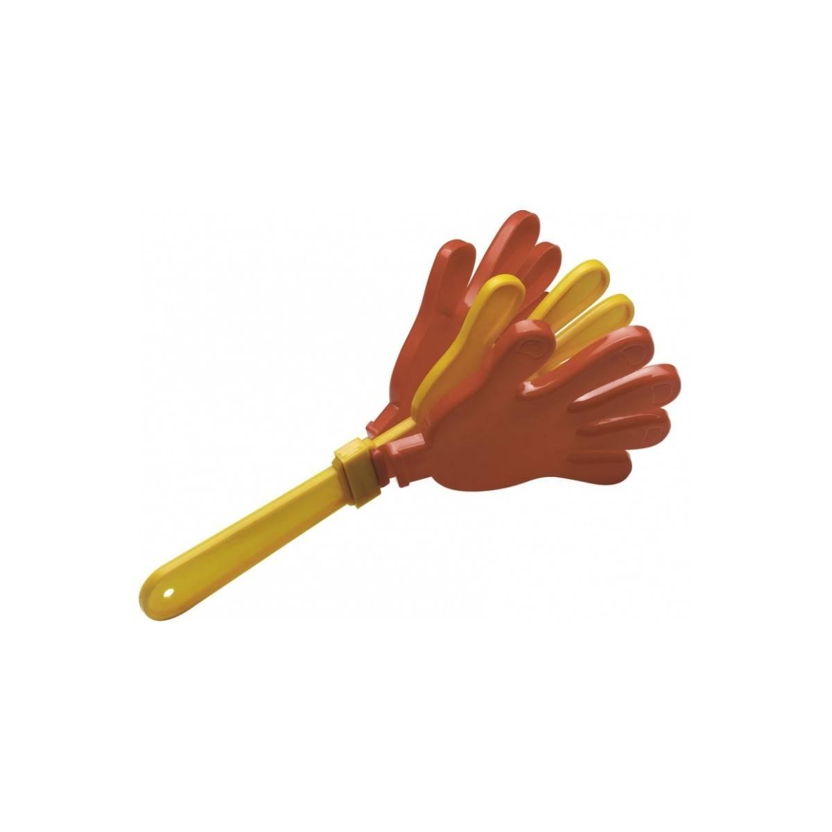 Go Go Hand jaune & rouge