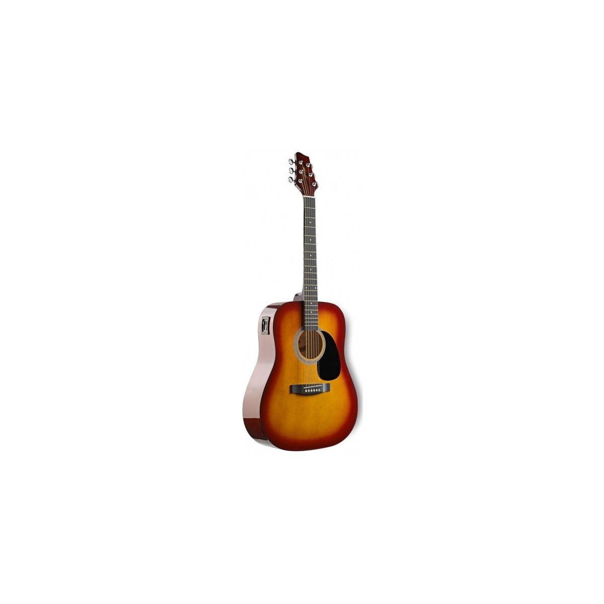 Guitare Folk Electroacoustique 4/4 Cherryburst