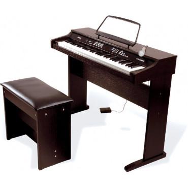 Piano Numérique Delson NP10 Rosewood noir