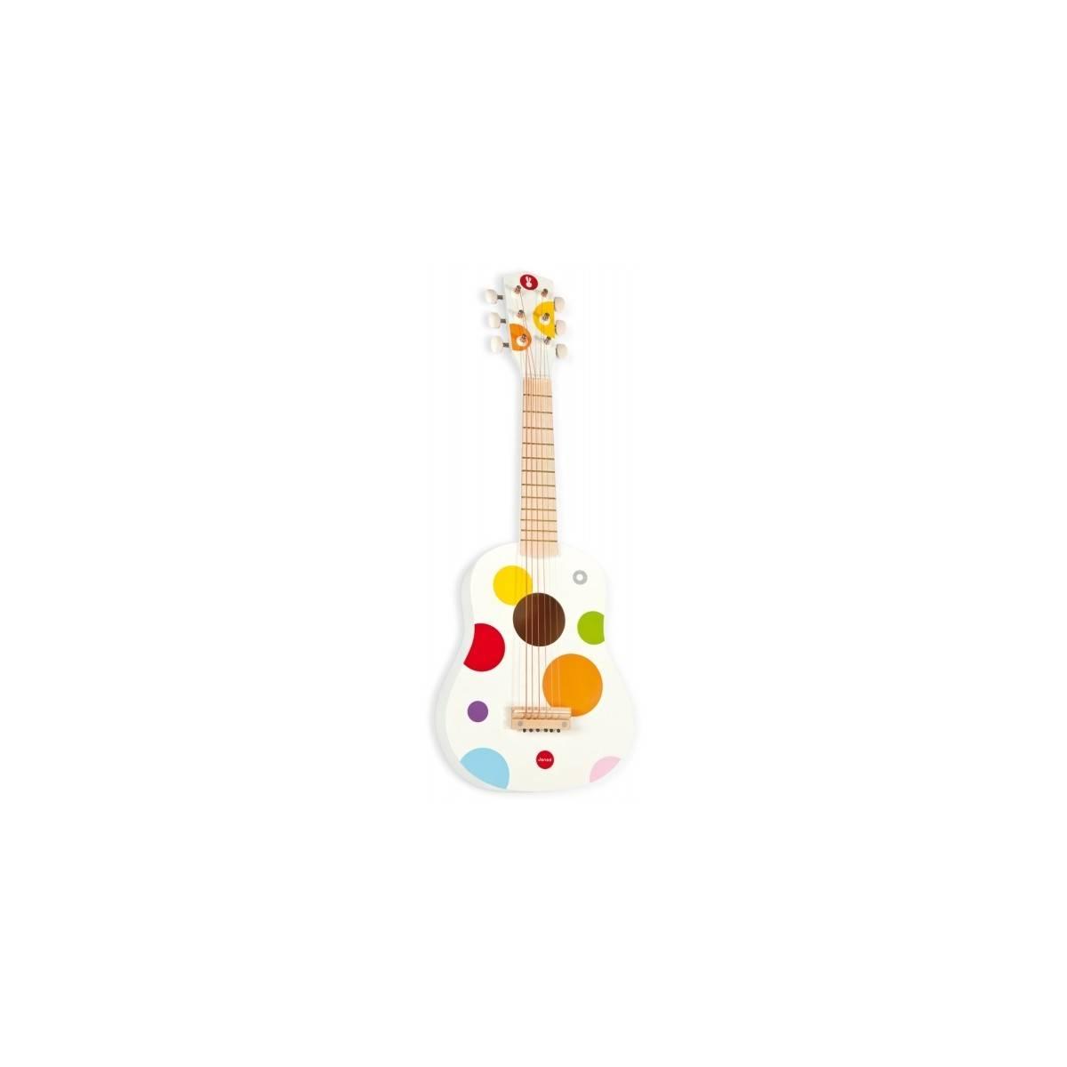 Guitare jouet série Confetti