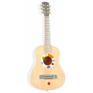 Guitare jouet 1/4 Confetti