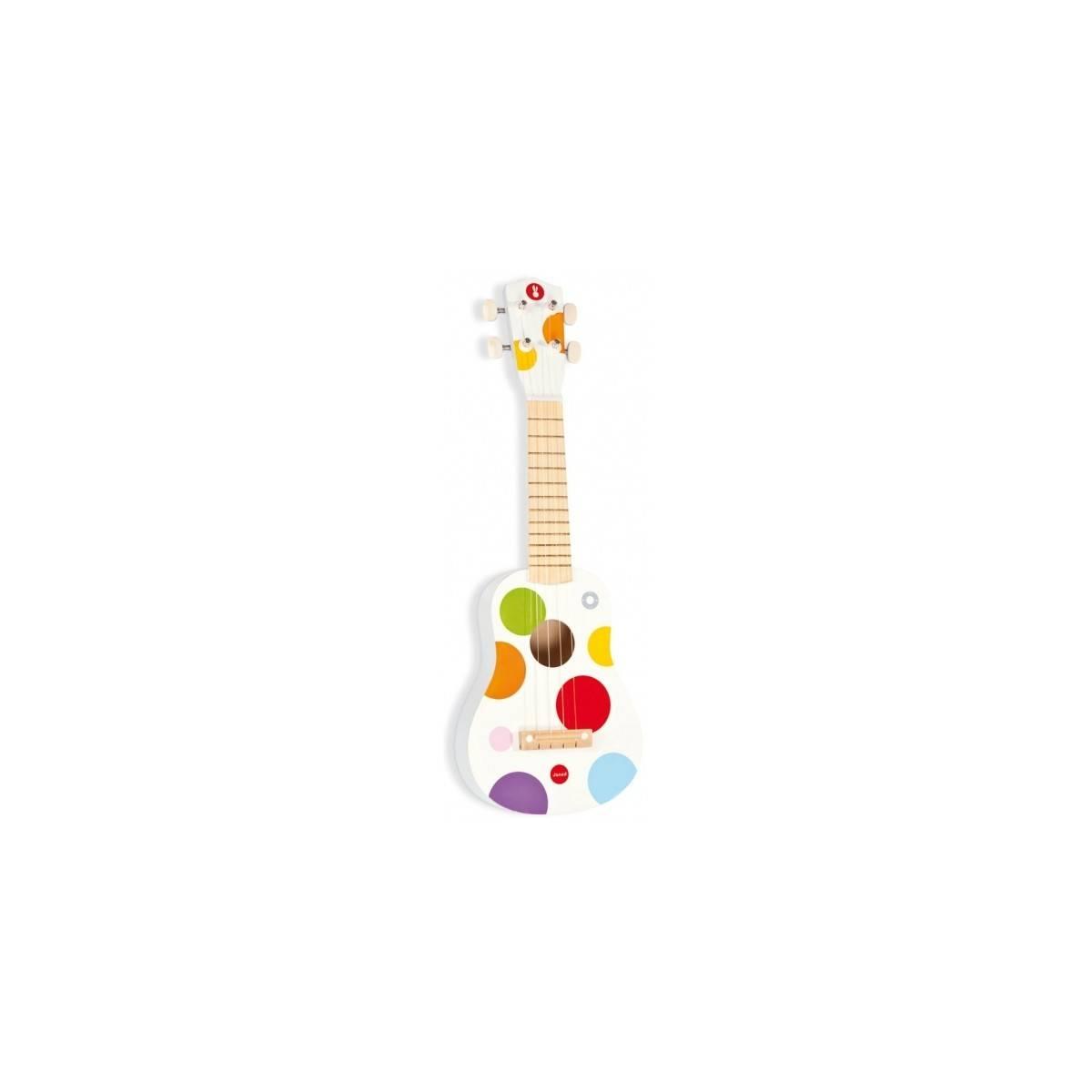Ukulélé jouet Deluxe Confetti