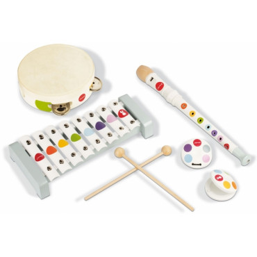 Set Musical Confetti - 4 instruments