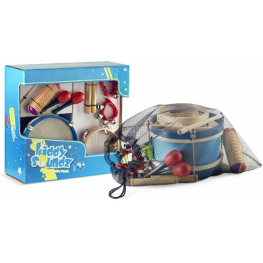 Kit percussions Kiddy Soundz