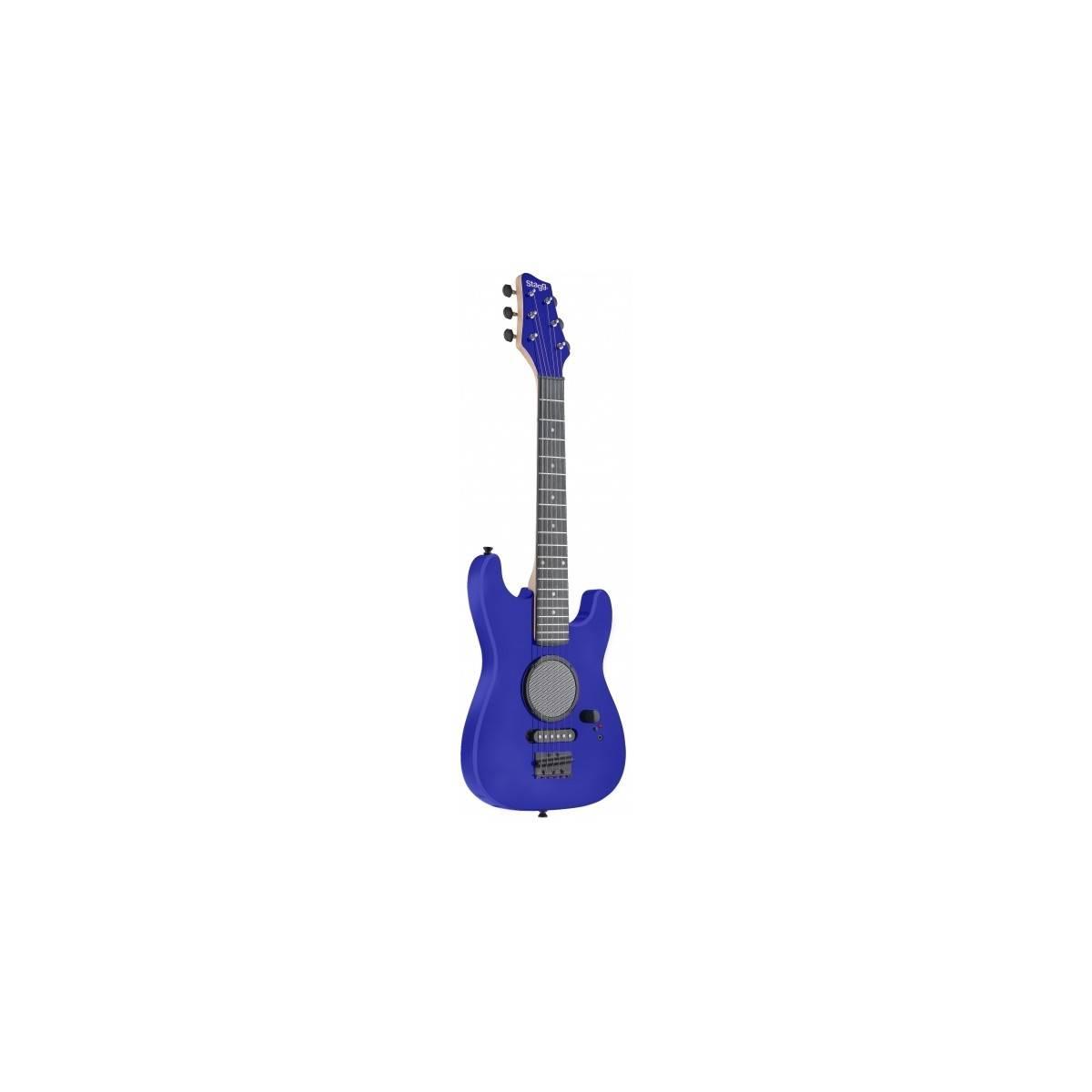 Guitare Electrique 1/2 Bleu