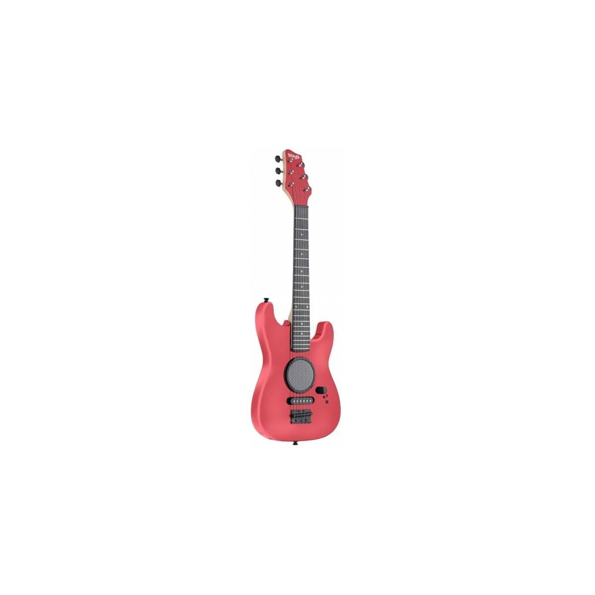 Guitare Electrique 1/2 Rose