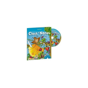 Livre-CD Cloch' Notes