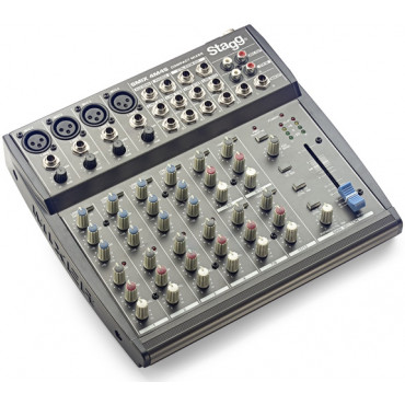 Table de mixage 8 pistes