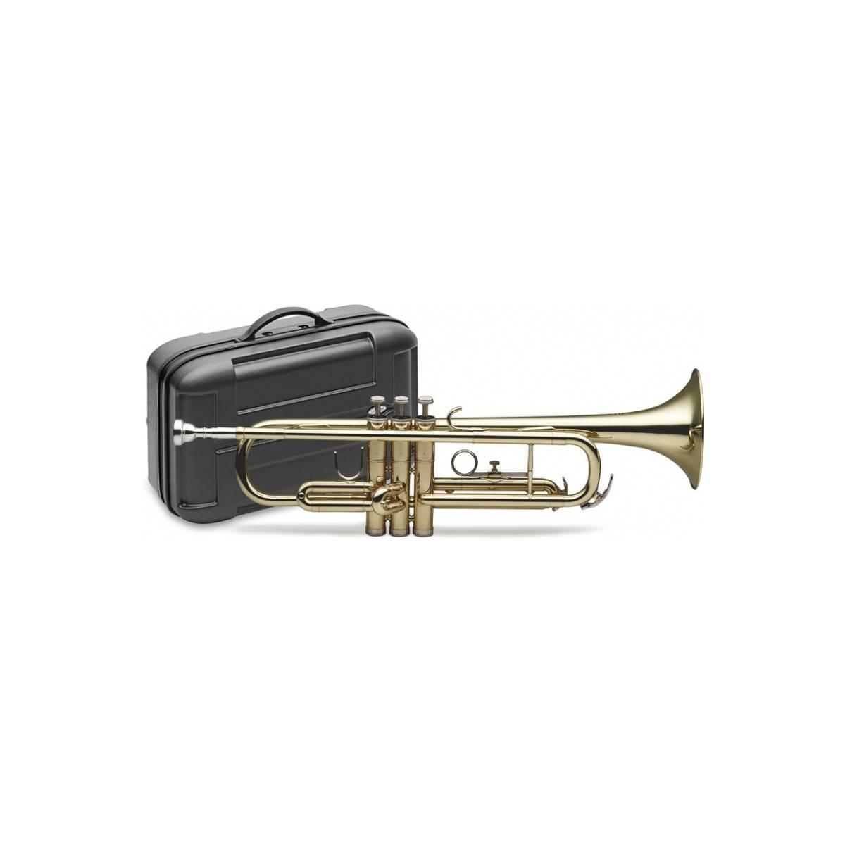 Trompette en SIb + Etui ABS
