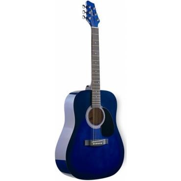 Guitare Folk 4/4 Blueburst