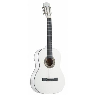 Guitare classique 3/4 Tilleul/Erable Blanche
