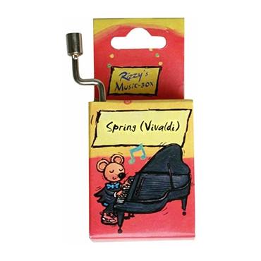 Serinette Les 4 Saisons (Vivaldi)