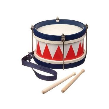 Tambour de fanfare enfant - 4 tirants