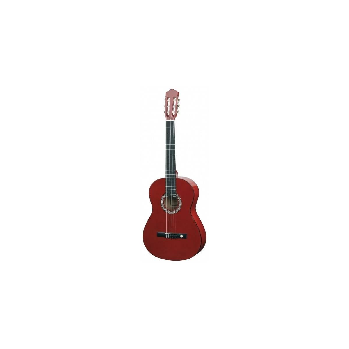 Guitare classique 1/2 rouge - Almeria Classic