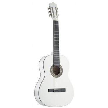 Guitare classique 1/2 Tilleul/Erable Blanche