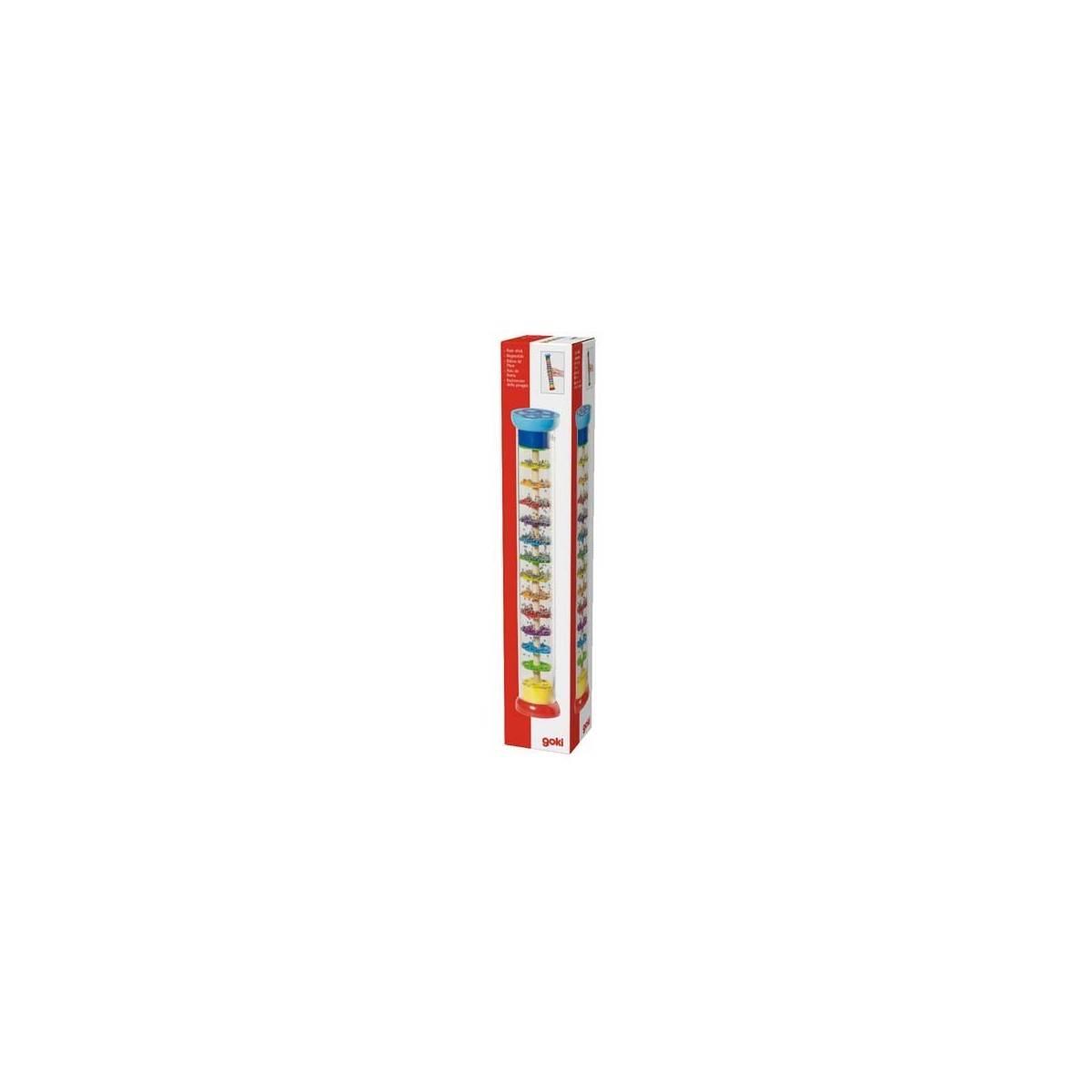 Bâton de pluie multicolore 34 cm