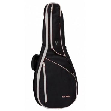 Housse guitare classique 1/2 IP-G Series Argent
