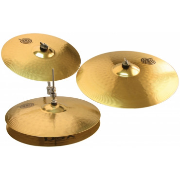 Set de 3 cymbales
