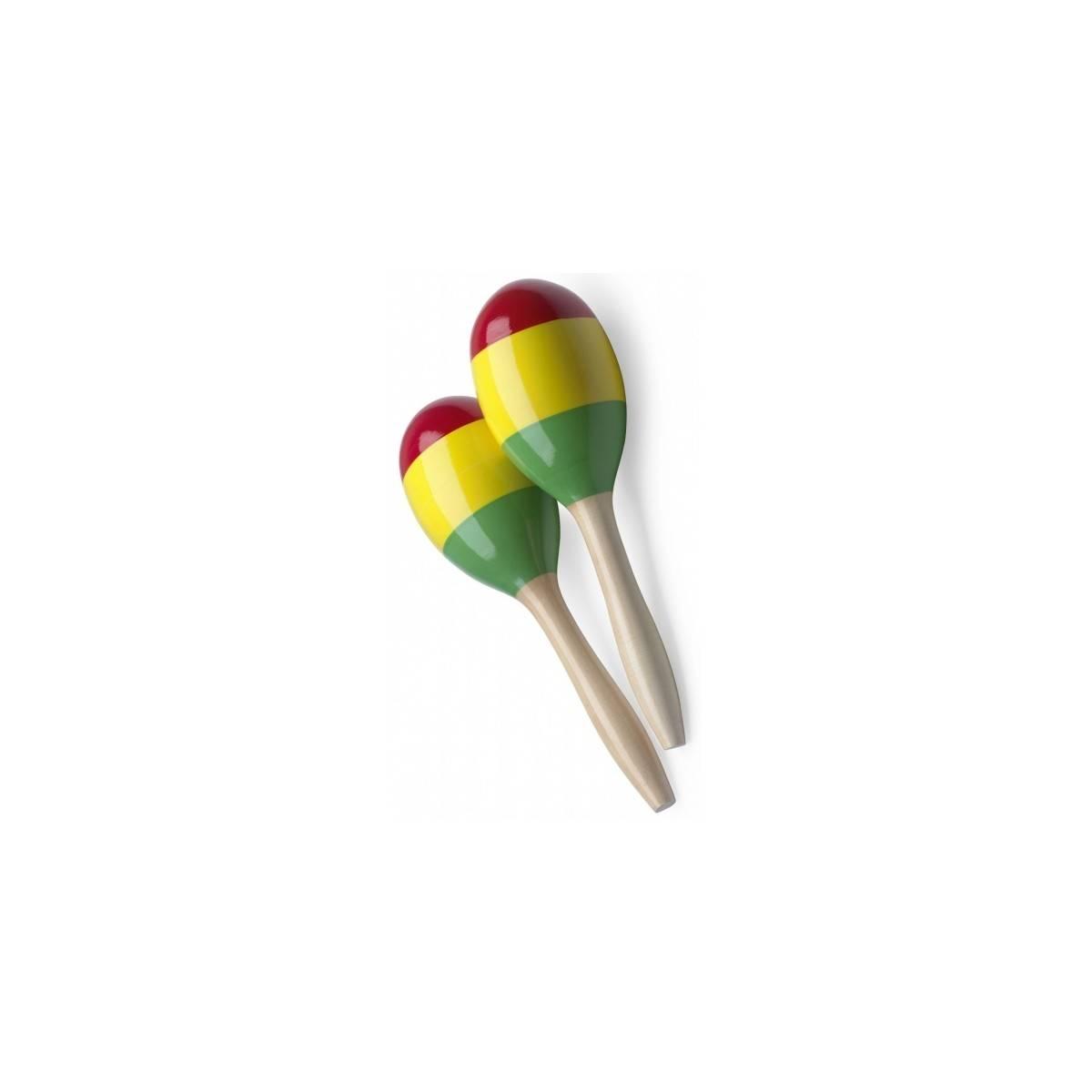 de maracas en bois reggae stagg référence 5 1209 paire de maracas en  ~ Maracas En Bois