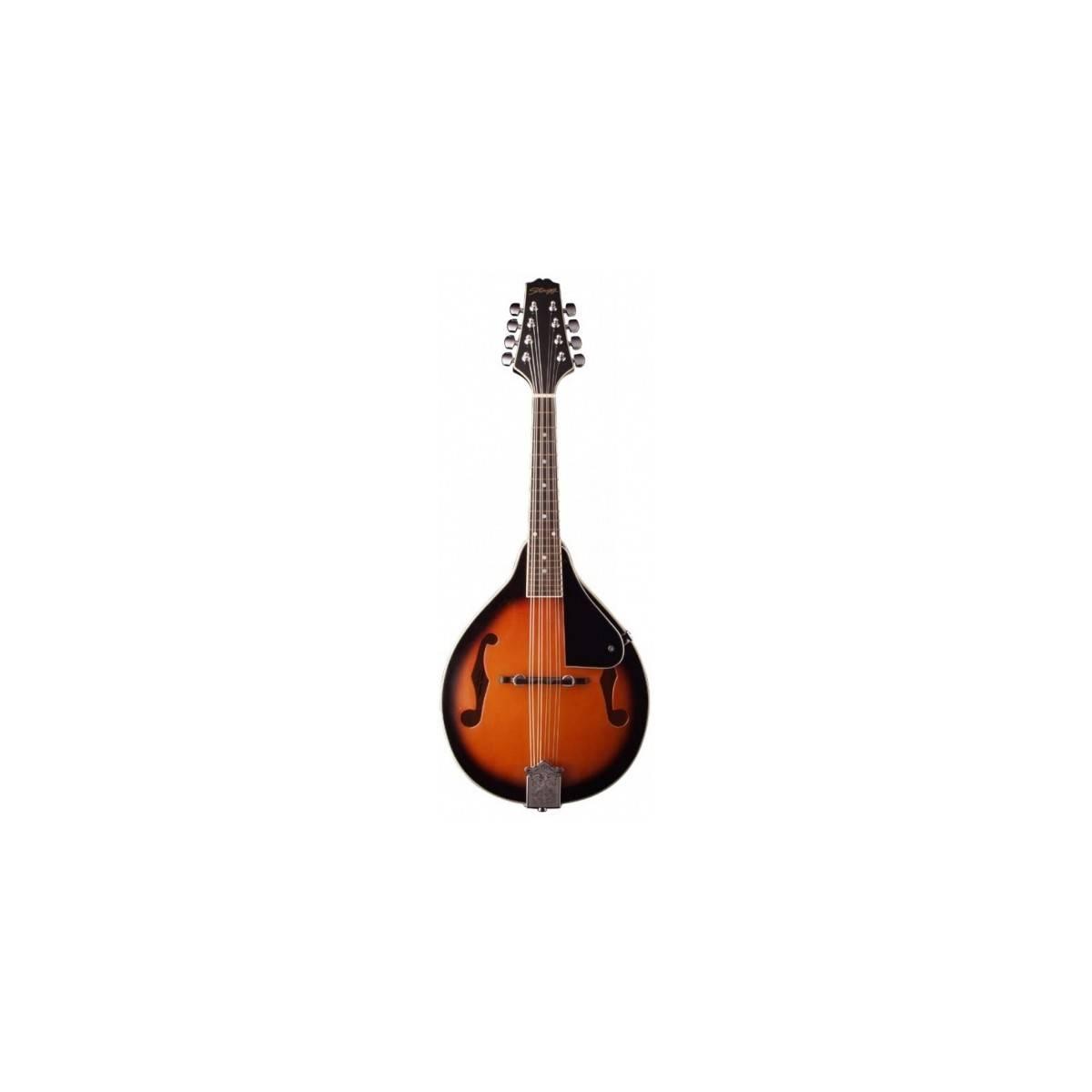 Mandoline Tilleul ViolinBurst
