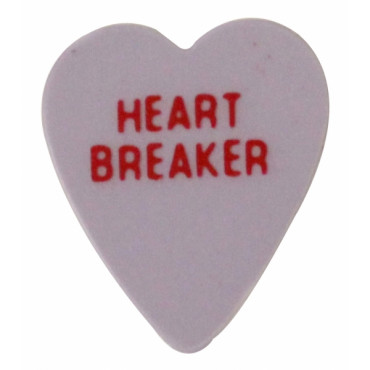 Médiator Heart Breaker