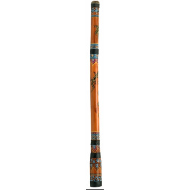Didgeridoo Bambou peint