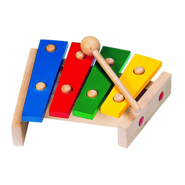 Xylophone Bébé 4 lames