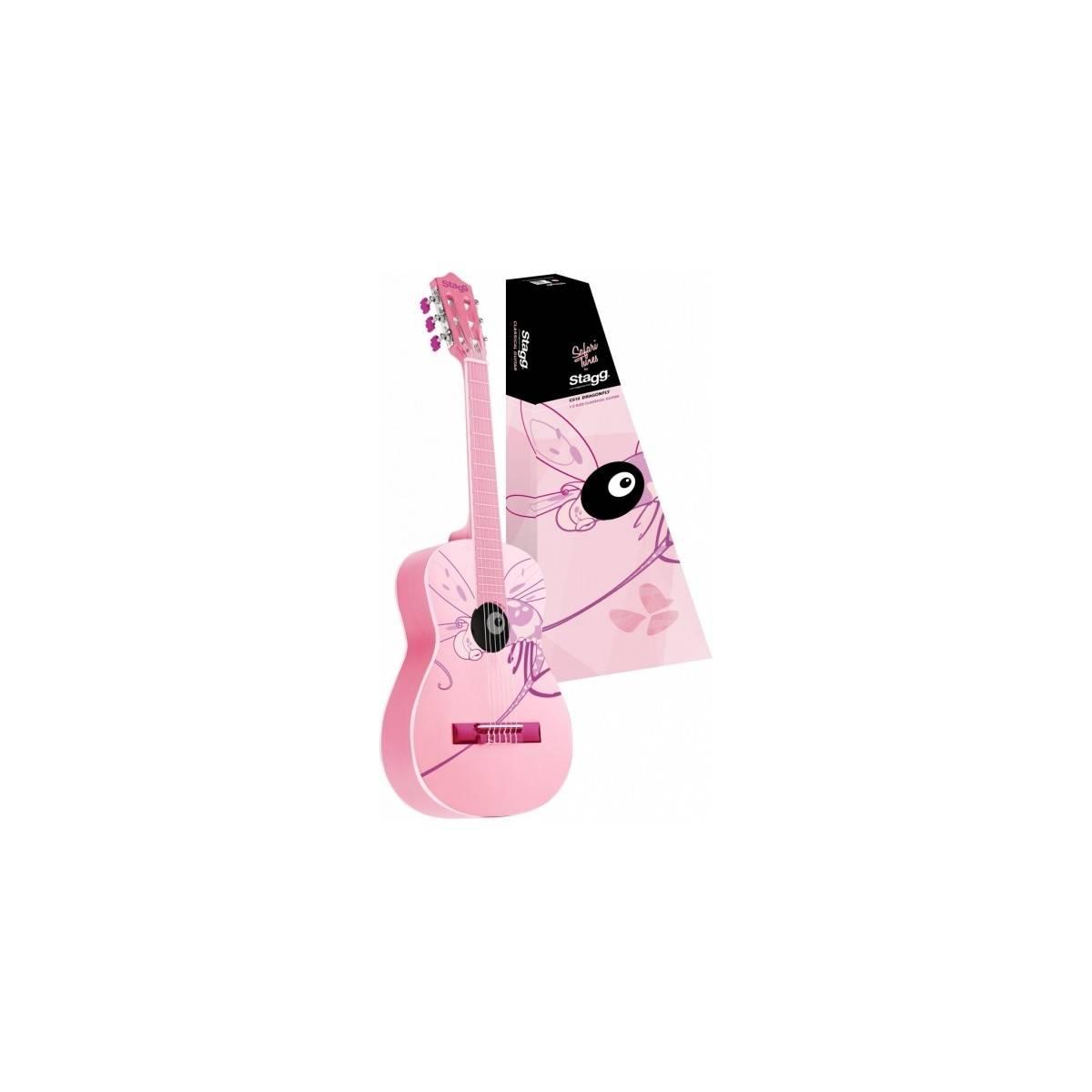 Guitare Enfant 1/2 Classique Libellule