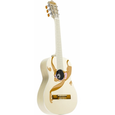 Guitare Enfant 3/4 Classique Singe