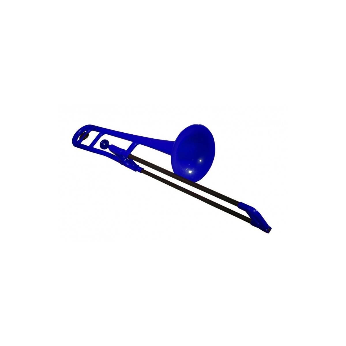 Trombone pBone Bleu