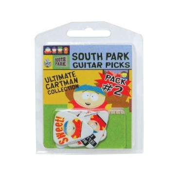 Set 5 médiators South Park - Pack 2