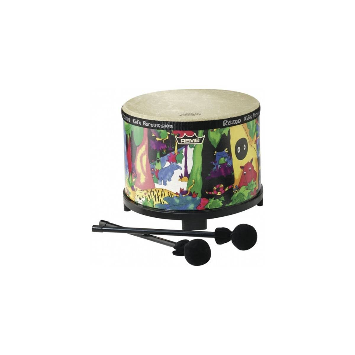 Floor Tom enfant Rain Forest