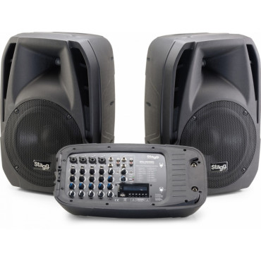 Système de sonorisation portable