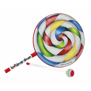 Tambour à main Lollipop 6''
