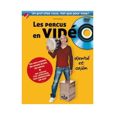 Les Percus en Vidéo (Djembé et Cajon)